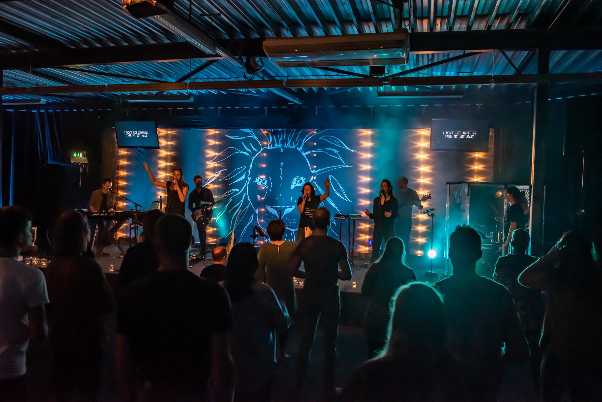 Loft Worship EP Release