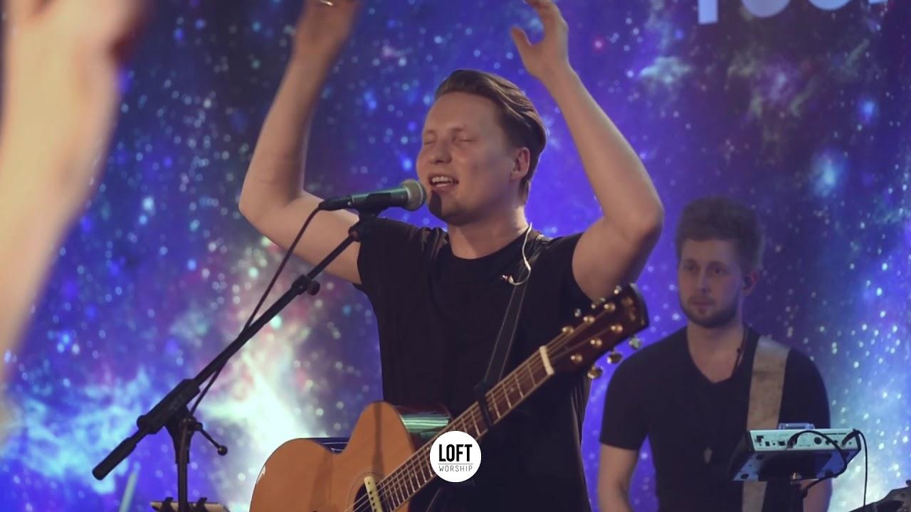 Jezus Overwinnaar | Ft. Julian Goedhart | Loft Worship